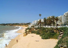 Algarve beach - holiday rentals